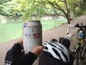 休憩ノンアルコルビール