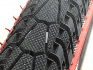 Tire indicator